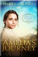 book cover: amelia's journey