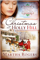book cover: christmas at holly hill