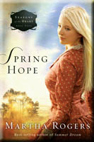 book cover: spring hope