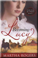 cover: becoming lucy
